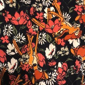 LuLaRoe Pants - LuLaRoe   Disney Bambi Leggings
